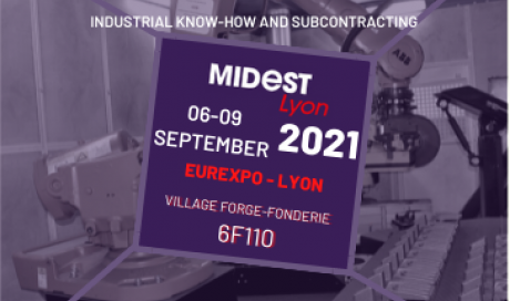 FONTREY at MIDEST 2021 / GLOBAL INDUSTRIE - Village Forge Fonderie - FONTREY, your iron foundry in the Rhône department