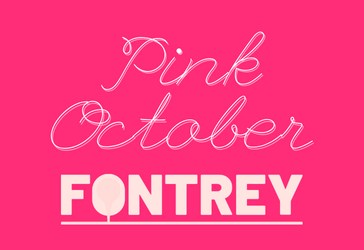 PINK OCTOBER BY FONTREY
