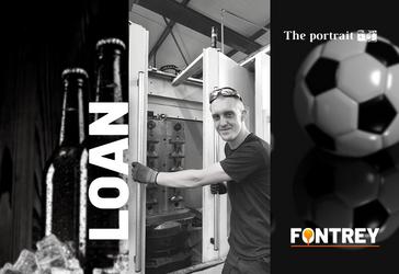 | PORTRAIT - Loan - Setter/Operator - 3rd Generation|