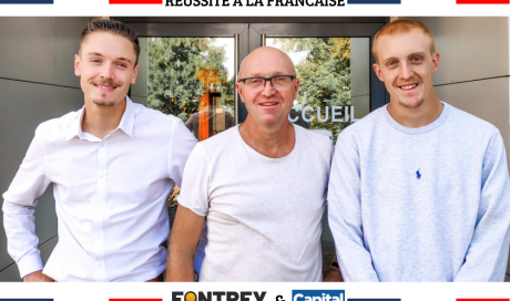 SUCCESS IN THE FRENCH WAY - FONTREY