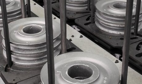 Finishing and machining in Roanne