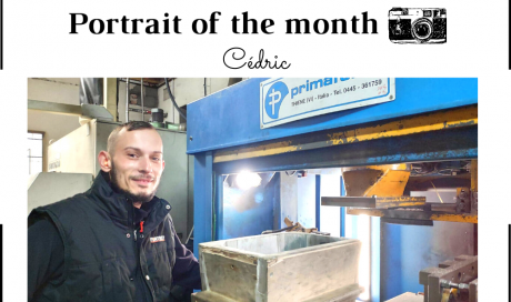| THE PORTRAIT OF THE MONTH | - Cédric - Core Operator